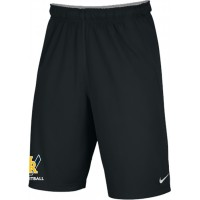 Hood River Boys Basketball 26: Adult-Size - Nike Team Fly Athletic Shorts - Black
