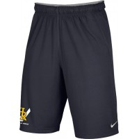 Hood River Track 27: Adult-Size - Nike Team Fly Athletic Shorts - Anthracite Gray